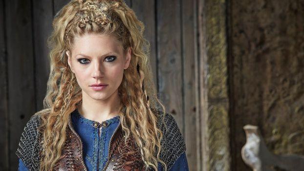 Photo free Vikings, TV series, Lagertha Lothbrok
