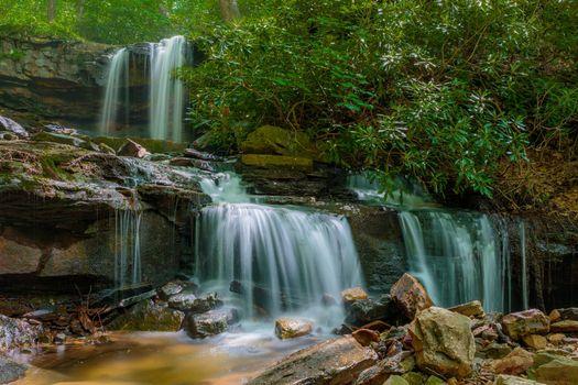 Фотографии водопадов, качественные снимки водопада