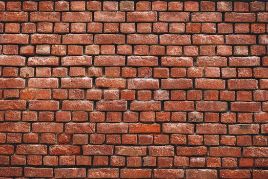 Photo free wall, brick, texture