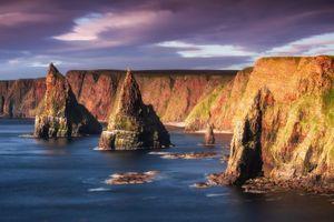 Фото бесплатно скалы, Шотландия, камни