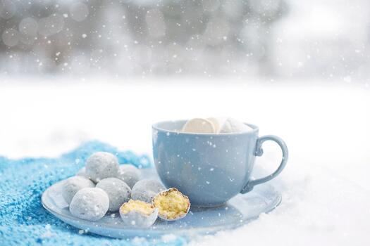 Фото бесплатно снег, зима, теплый