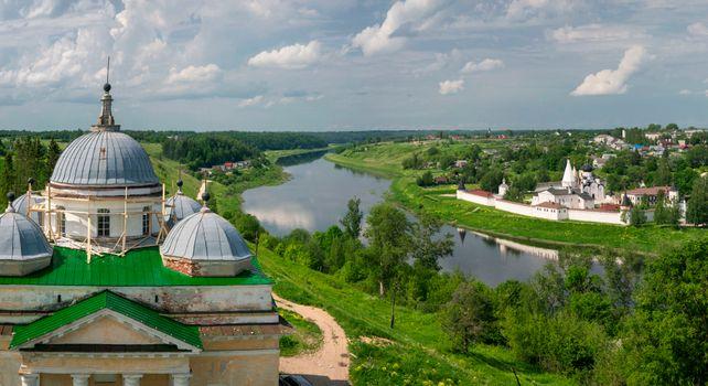Фото бесплатно природа, города, монастырь