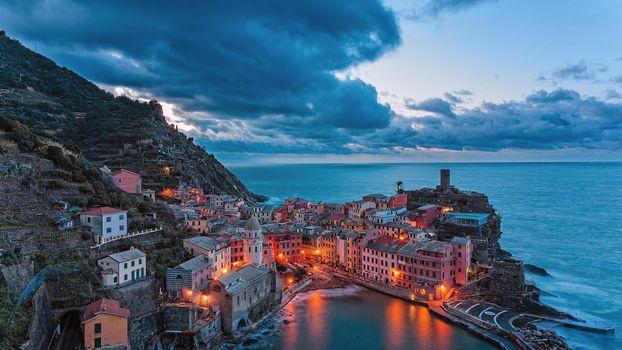 Красивые картинки италия, скачать бесплатно вернацца