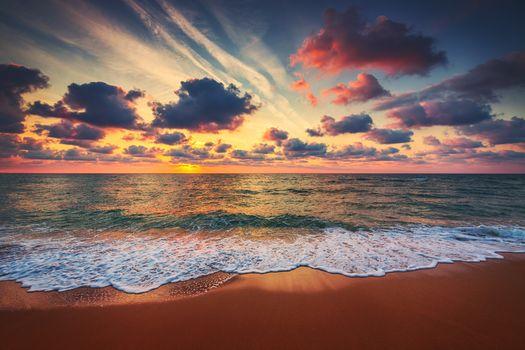 Фото бесплатно Гавайи, море, пляж