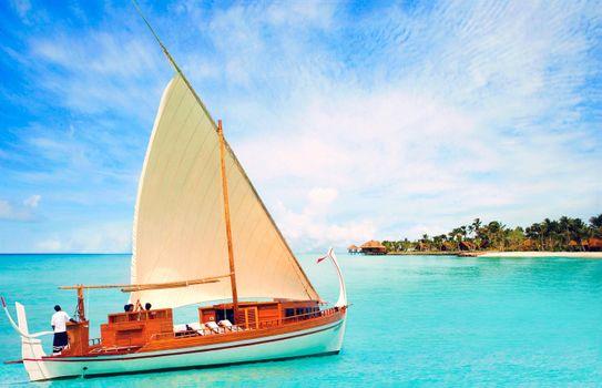 Photo free landscapes, island, vacation