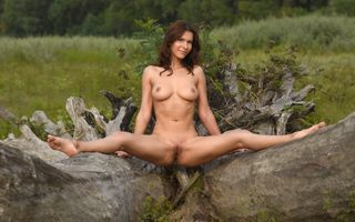 Photo free suzi r, brunette, nude