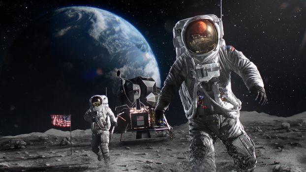 Photo free astronauts, NASA, earth