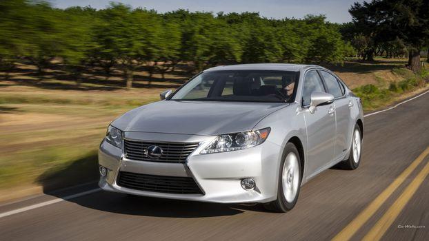 Фото бесплатно автомобиль, Lexus, седан