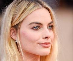 Photo free Margot Robbie, eyes, celebrity