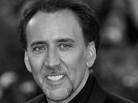 Photo free Nicolas Cage, actor, man