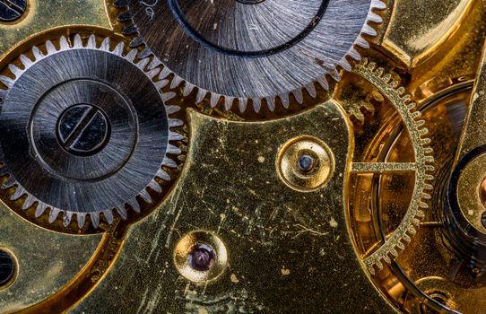 Бесплатные фото часовой механизм,шестерёнки,метал
