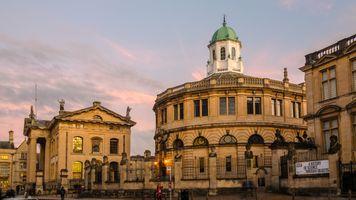 Фото бесплатно города, Англия, дома