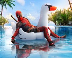 Photo free Deadpool, Wade Wilson, Deadpool 2