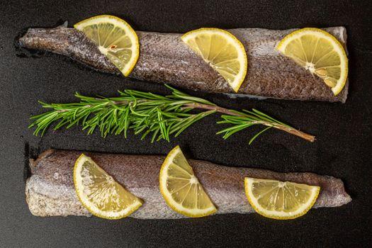Фото бесплатно еда, лимоны, рыба - корм