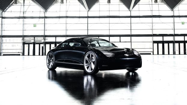 Photo free hyundai prophecy 2020, blac ev cars, electric cars