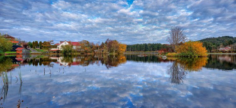 Photo free Will seawater, Norway, lake