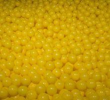 Фото бесплатно шары, желтый, фигуры