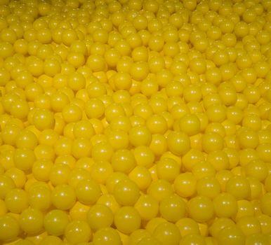 Бесплатные фото шары,желтый,фигуры,balls,yellow,shapes