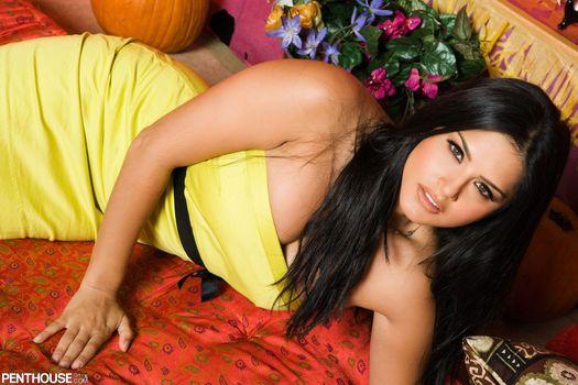 Фото бесплатно Sunny Leone, большие сиськи, индийские