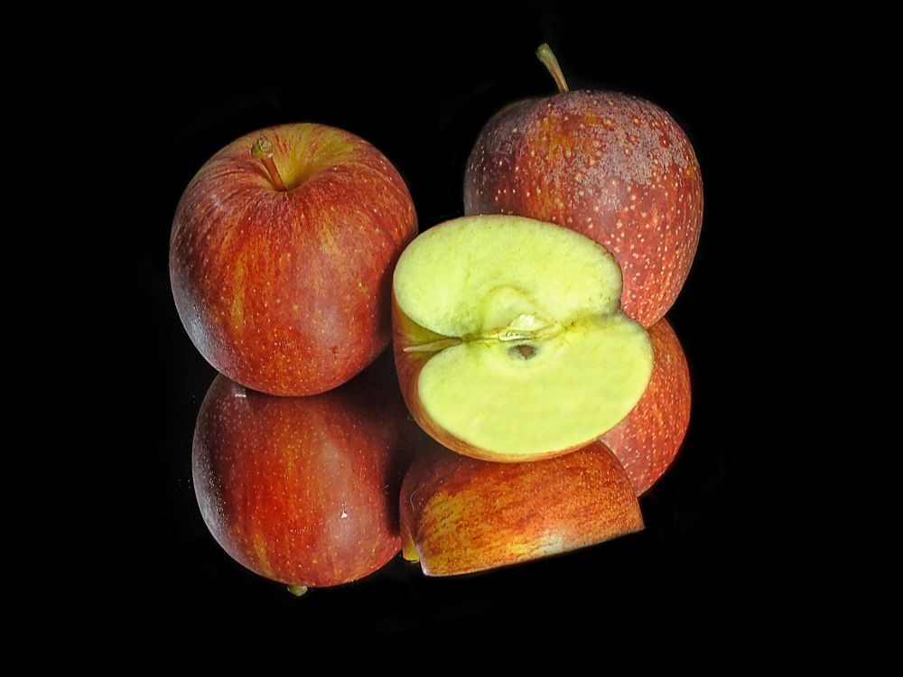 Фото бесплатно яблоки, фрукты, десерт, еда, еда