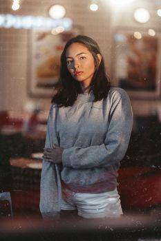 Фото бесплатно зерно пленки, женщины, брюнетка
