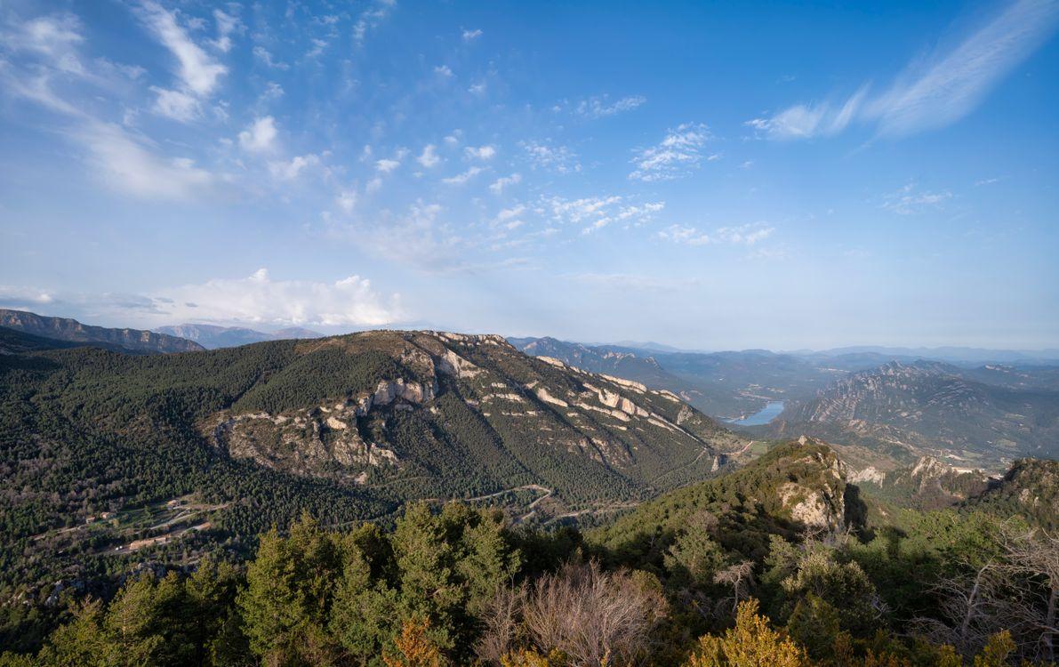 Фото природа пейзаж горный пейзаж - бесплатные картинки на Fonwall