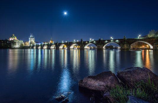 Фото бесплатно Prague, Prague castle, панорама