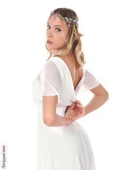 Фото бесплатно девушки, эльфы, блондинка