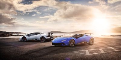 Фото бесплатно Lamborghini Huracan Performante, Lamborghini Huracan, Ламборгини
