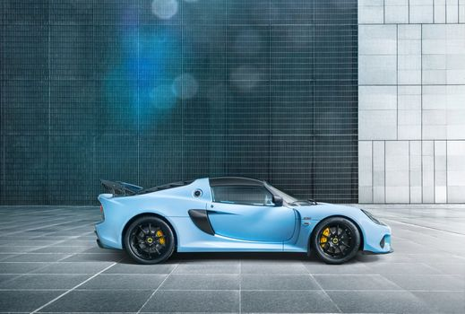 Photo free Lotus Exige, Lotus, 2018 cars