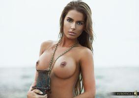 Бесплатные фото Alexa Varga,красотка,голая,голая девушка,обнаженная девушка,позы,поза