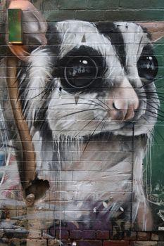 Photo free animal, graffiti, art