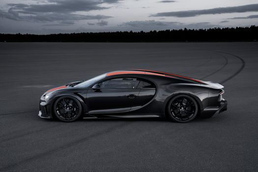 Photo free Bugatti Chiron, Bugatti, 2019 cars