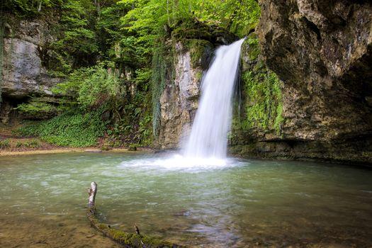 Фото бесплатно природа, Швейцария, скакать