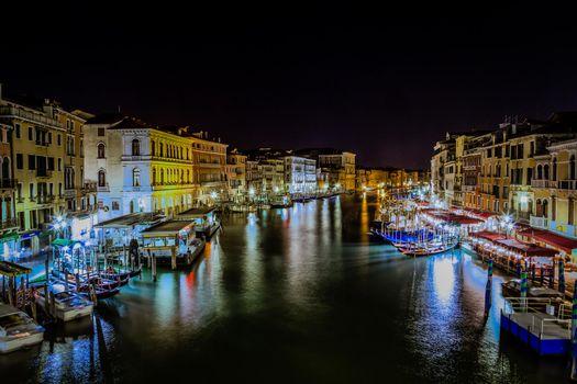 Фото бесплатно Ночь, Италия, Огонь