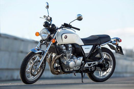 Фото бесплатно белый, передний план, мотоцикл