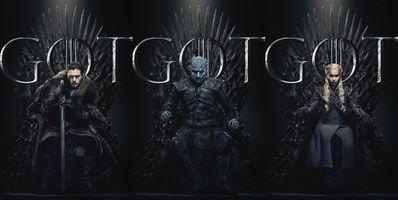 Фото бесплатно Ночи Король, Игра престолов 8 сезон, Игра престолов