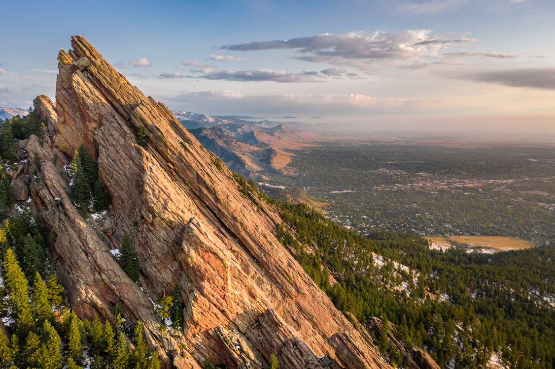 Фото пейзаж сша природа сша горы - бесплатные картинки на Fonwall