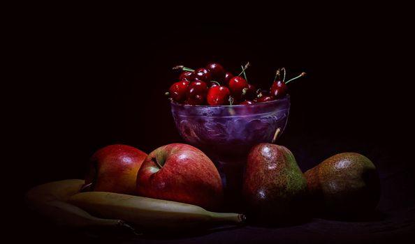 Photo free still life, fruits, vitamins