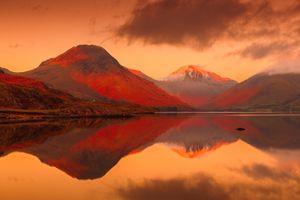 Фото бесплатно метеорологическое явление, горные формы рельефа, Великобритания