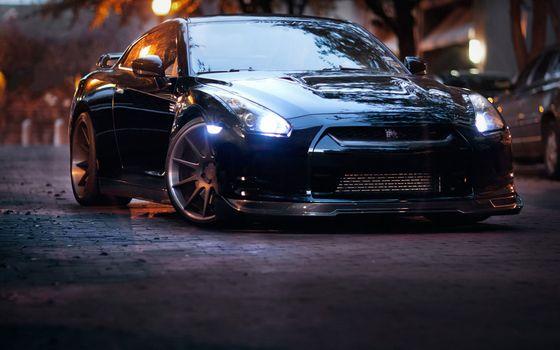 Фото бесплатно Black, Cars, Света