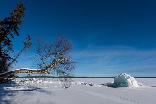 Фото бесплатно Васкесиу Озеро, альберта, Национальный парк SK Саскачеван