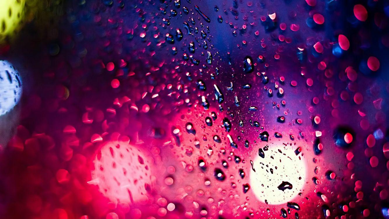 Фото бесплатно капли воды, отражение, окно - на рабочий стол