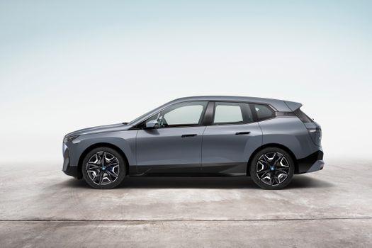 Photo free automobile, BMW, crossover