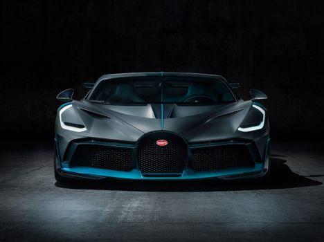 Фото бесплатно Bugatti Divo, автомобили 2018 года, автомобили