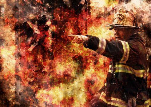 Фото бесплатно на открытом воздухе, пламя, пожар