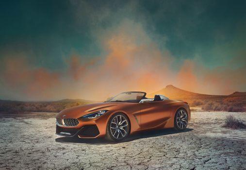 Photo free BMW, Bmw Concept Z4, automobiles