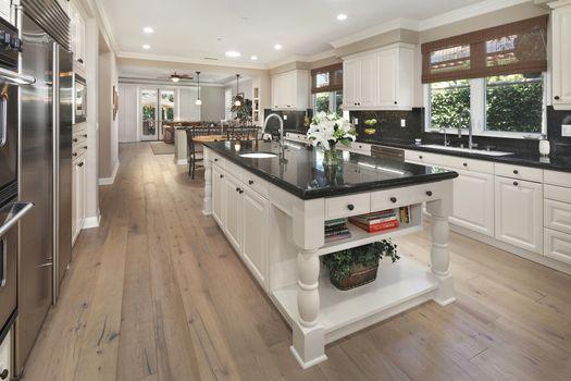 Photo free design kitchen, interior design, interior