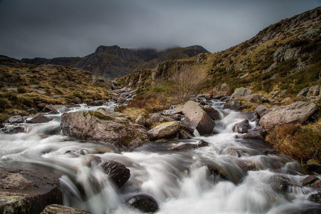 Фото парки великобритания природа wales - бесплатные картинки на Fonwall