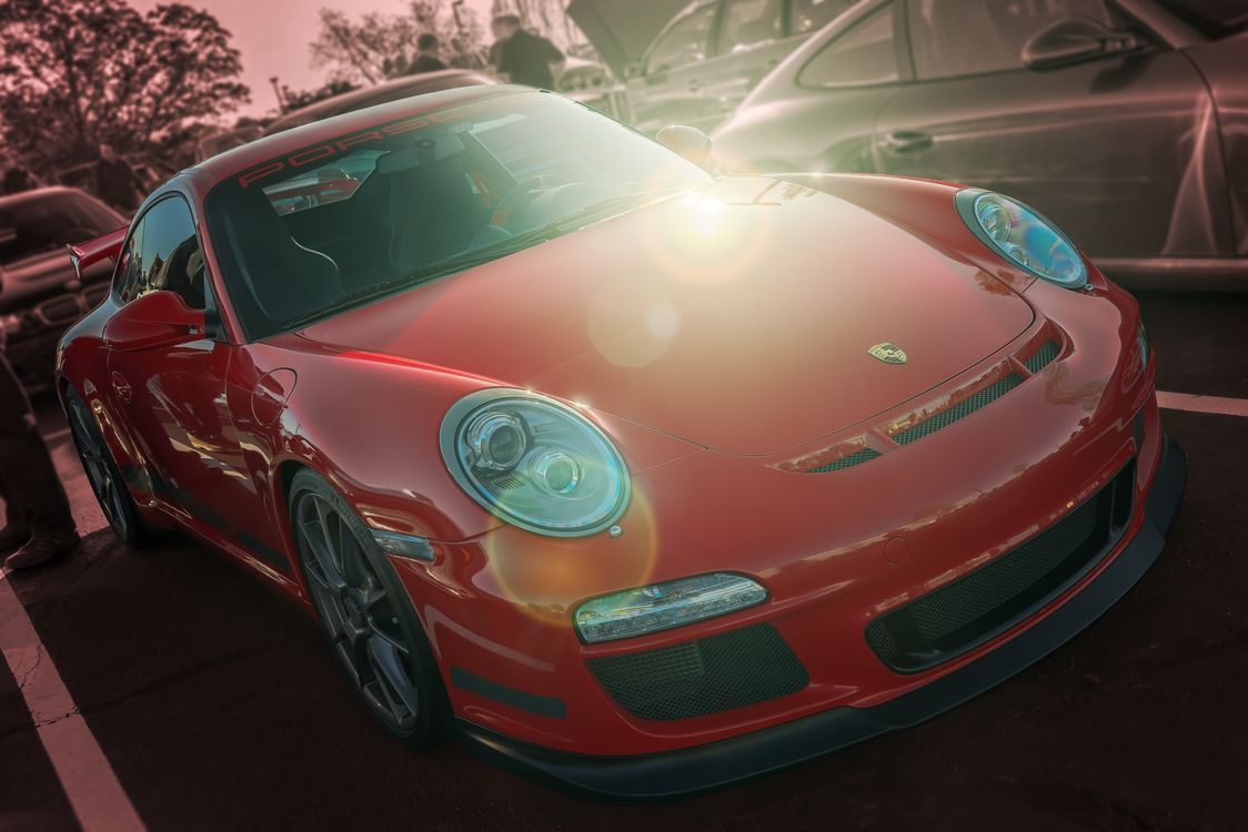 Free photo porsche gt3, porsche, gt3 - to desktop